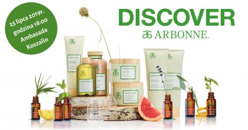 Discover Arbonne Koszalin