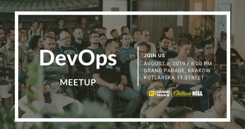 DevOps meetup by Grand Parade