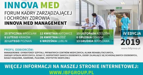 Forum Kadry Zarządzającej w Ochronie Zdrowia - Lublin