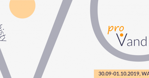 Pro-VandO: Jak świadomie wzmacniać swoją VARTOŚĆ w życiu i organizacjach? - autorski program rozwojowy - Warszawa