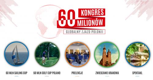 KONGRES 60 MILIONÓW - RZESZÓW 28-30 SIERPNIA 2019 - WYDARZENIA TOWARZYSZĄCE
