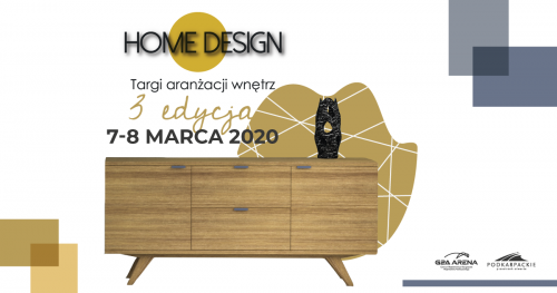 Targi Home Design III edycja - 7 - 8 marca 2020
