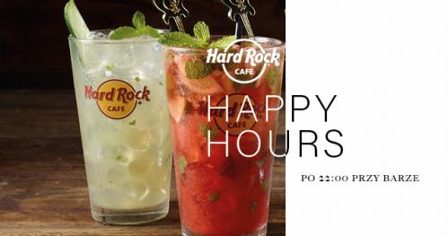 Happy Hours w Hard Rock Cafe Kraków