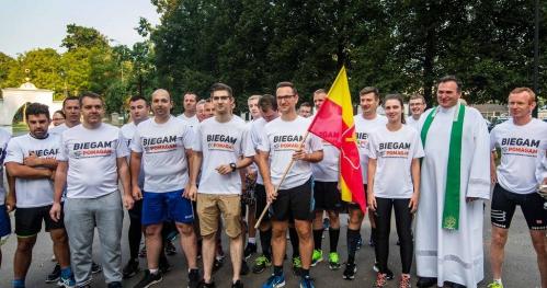 III Pielgrzymka Biegowa BIEGAM POMAGAM 2019