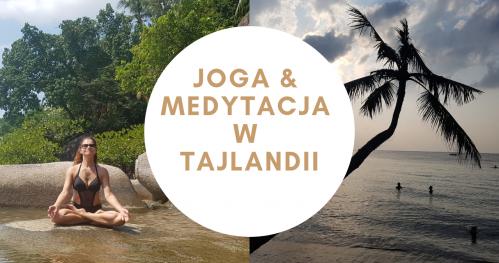Joga i medytacja na rajskiej wyspie w Tajlandii 29.11-14.12.2019