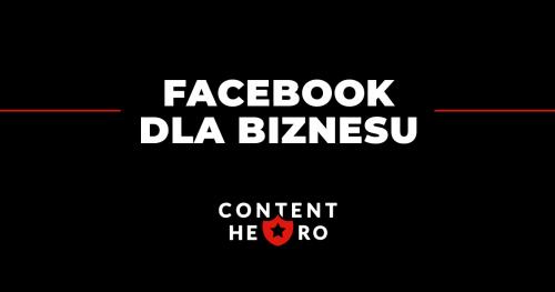 Facebook Dla Biznesu Warszawa