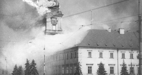22.09.2019 - 11:00 Gdy w noc wrześniową. Obrona Warszawy 1939. [Spacer]