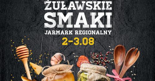 """Jarmark rzemieślniczy """"Żuławskie Smaki"""""""