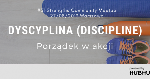 Talenty Gallupa - Strengths Community Meetup #31 | DYSCYPLINA