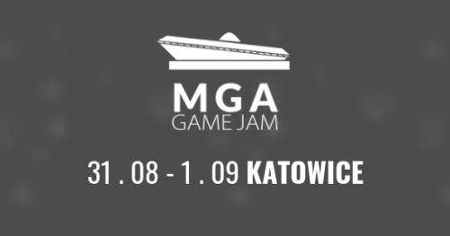 MGA game jam 2019 Katowice