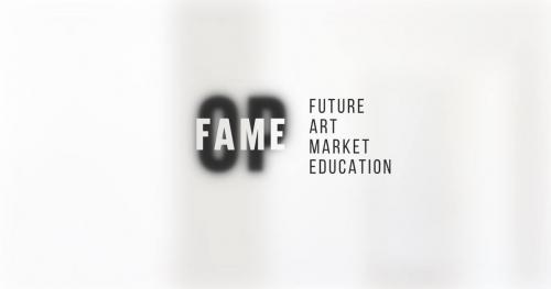 OP_FAME | Future Art Market Education - konferencja MY / WY / ONI
