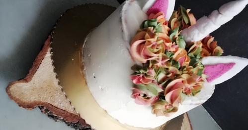 Warsztaty cukiernicze: Jednorożec Unicorn Cake: Tort i babeczki