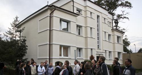 IX Weekend Architektury//Spacer ARCHITEKTURA I ŻYCIE NA STYKU MIASTA I PORTU//Archi Spacer 3