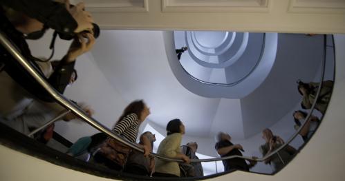 IX Weekend Architektury//ARCHI Spacer// ARCHITEKTURA ZBIGNIEWA KUPCA/