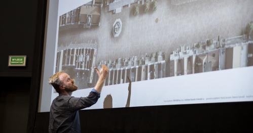 ARCHI Prelekcje i ARCHI Debata | Życie między budynkami | piątek