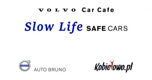"""VOLVO Car Cafe """"Slow Life - Safe Cars"""""""