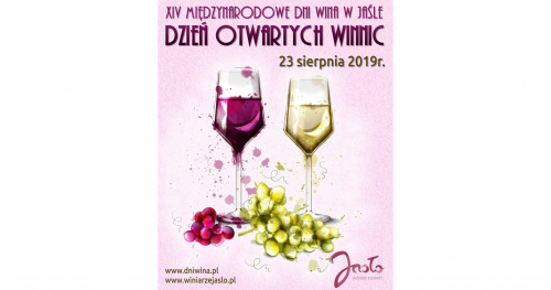 Dzień Otwartych Winnic, Jasło 2019 - TRASA 1