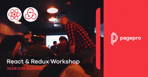 React & Redux Workshop - by Pagepro