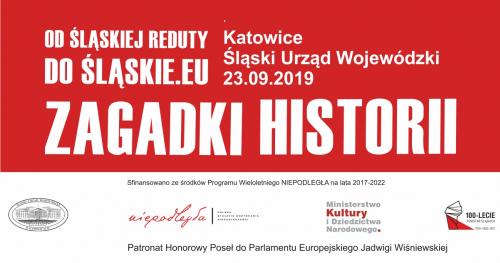 Gra miejska: Zagadki historii - od śląskiej reduty do śląskie.eu