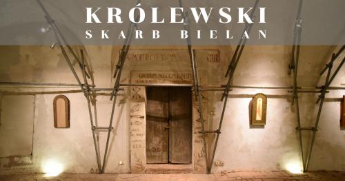 Królewski Skarb Bielan - zwiedzanie kompleksu kamedulskiego z przewodnikiem
