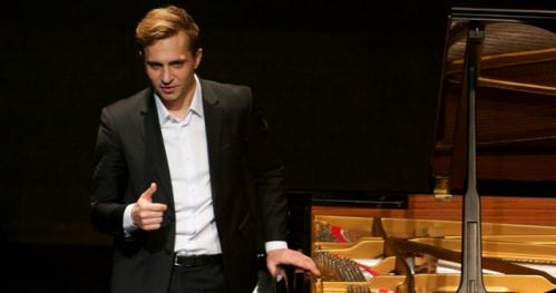 Recital fortepianowy Kiryła Keduka. Od Republiki Weimarskiej do wybuchu II wojny światowej