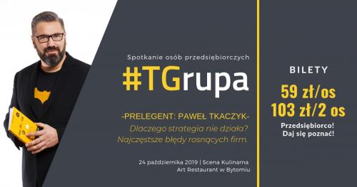 TGrupa spotkanie dla przedsiębiorców