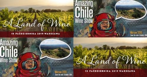 Wielka degustacja win z Chile i Włoch