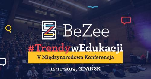 BeZee 2019 - Trendy w edukacji