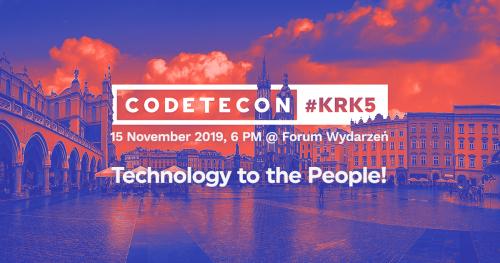 CodeteCON #KRK5