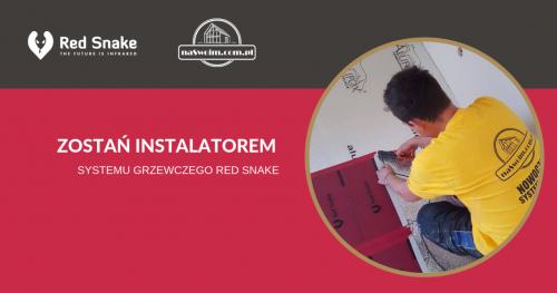 Szkolenie na Instalatora Red Snake