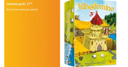 Kingdomino | Empik Galeria Baltycka