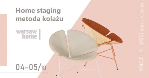 Warsztaty Home Staging metodą kolażu   Warsaw home