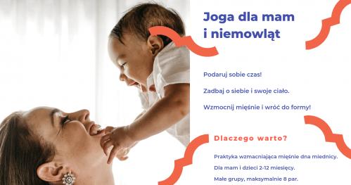 Joga dla mam i niemowląt