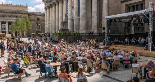 Warsztat otwarty  - prace nad nową Polityką kulturalną Warszawy