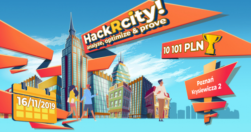 HackRcity - analyze, optimize and prove!