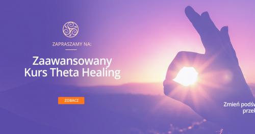 Kurs Zaawansowany Theta Healing z Anitą Putkiewicz - Theta Healing Master & Science Teacher