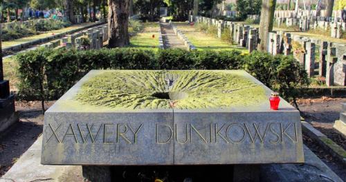 20.10.2019 - 15:00 - Cmentarz Wojskowy na Powązkach [Spacer]