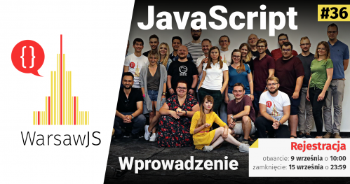 WarsawJS Workshop #36 — Wprowadzenie do JavaScript