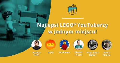I. Zlot LEGO® YouTuberów w HistoryLand