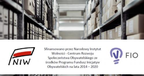 Kurs kancelaryjno-archiwalny dla przedstawicieli pomorskich organizacji pozarządowych - Malbork
