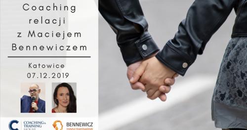 Coaching relacji cz. 3_Maciej Bennewicz Katowice Warsztat
