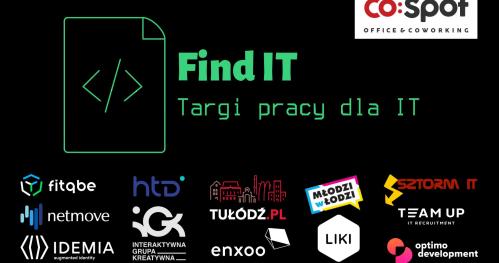 Targi pracy dla branży IT - Find IT