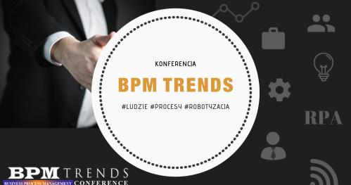 Bezpłatna Konferencja - BPM Trends