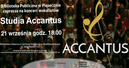 Koncert Accantus