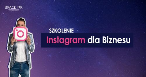Szkolenie Instagram dla Biznesu