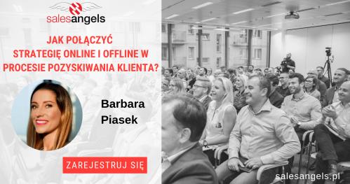 """Katowice: """"Jak połączyć strategię online i offline w procesie pozyskiwania klienta?"""""""