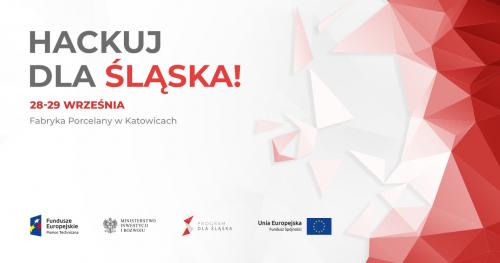 HACKATHON Hackuj dla Śląska!