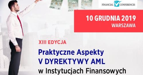 Praktyczne Aspekty V DYREKTYWY AML w Instytucjach Finansowych