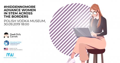 #Hiddennomore - advance women in STEM across the borders