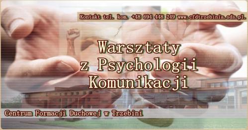 Warsztaty z psychologii komunikacji